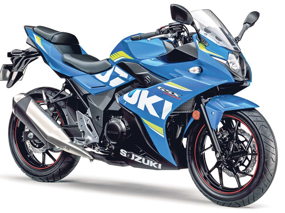 GSXR250 review
