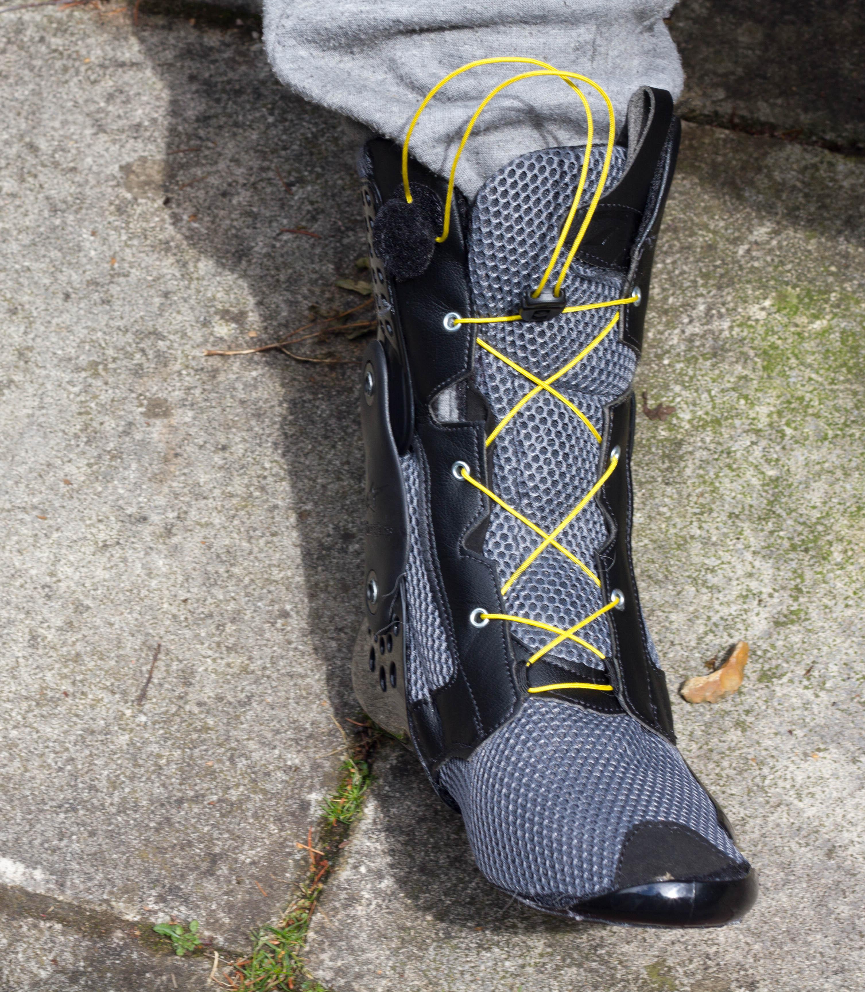 Supertech R boot review