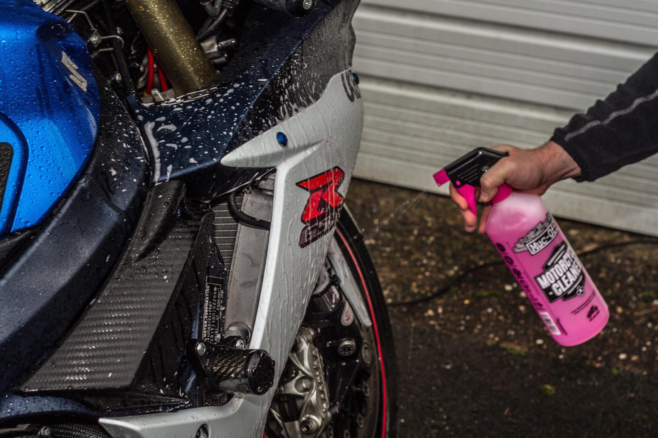 Muc-off bike
