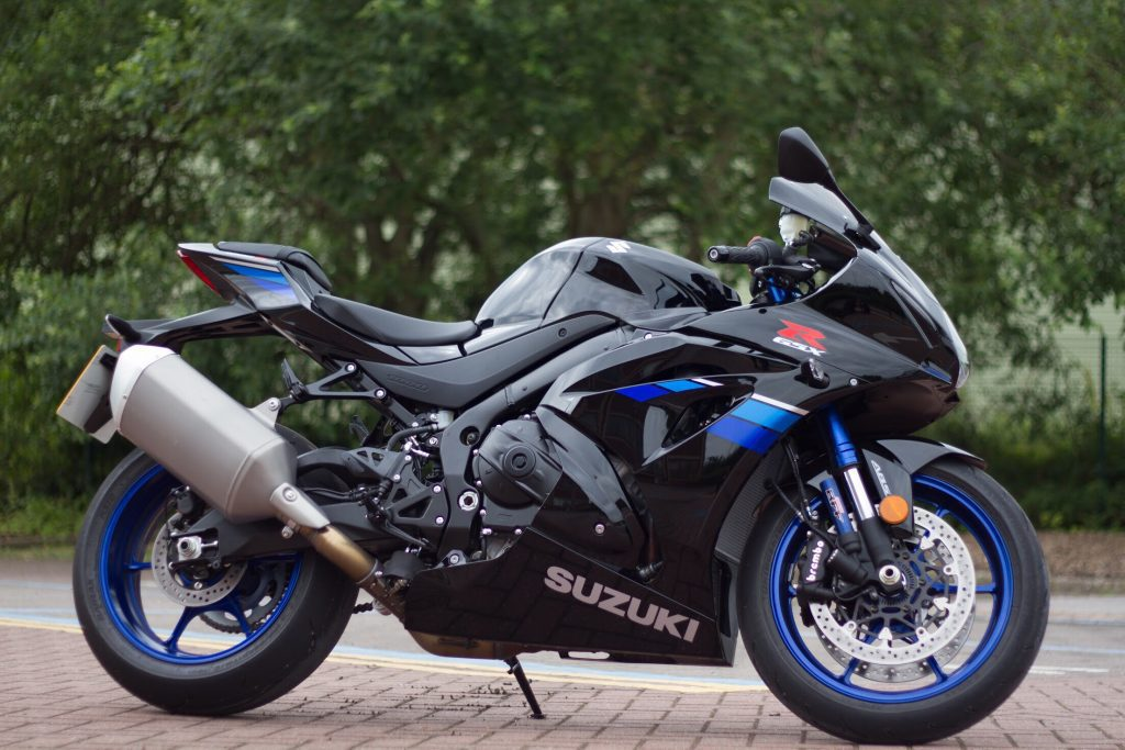 GSXR1000 review