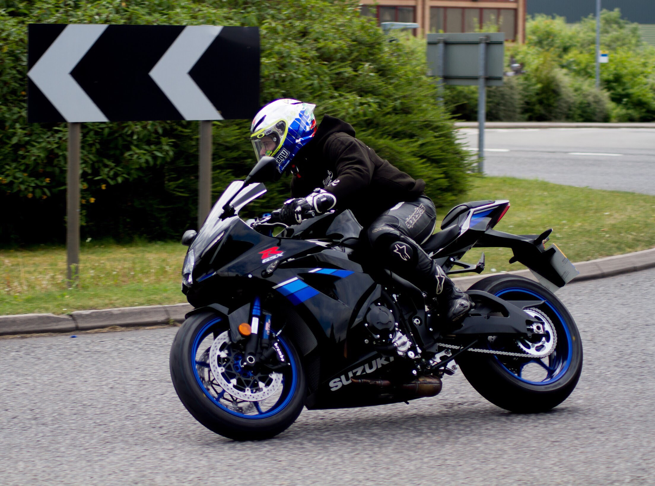 GSXR1000R review