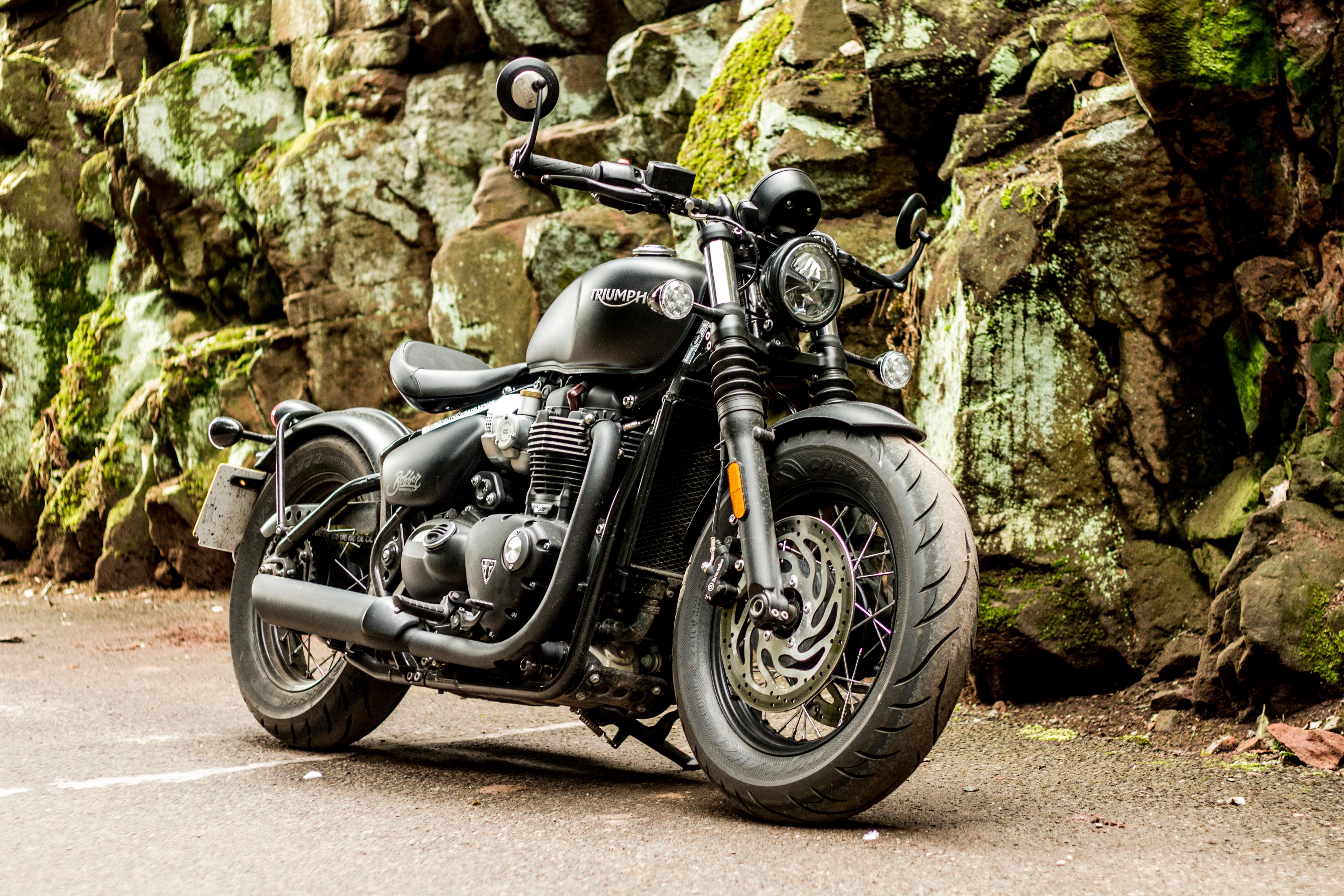 Bobber motorbikes
