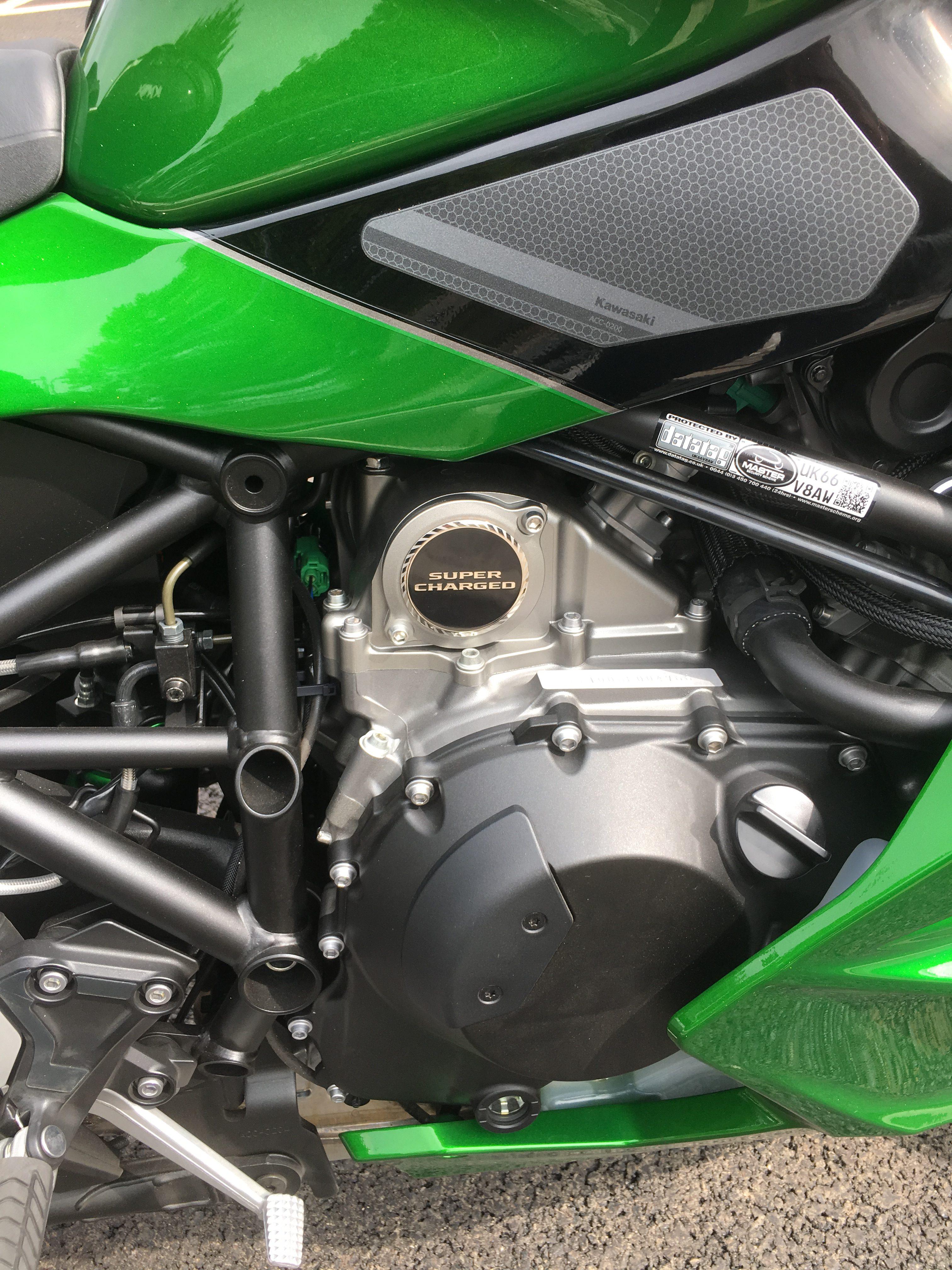 H2 Supercharger