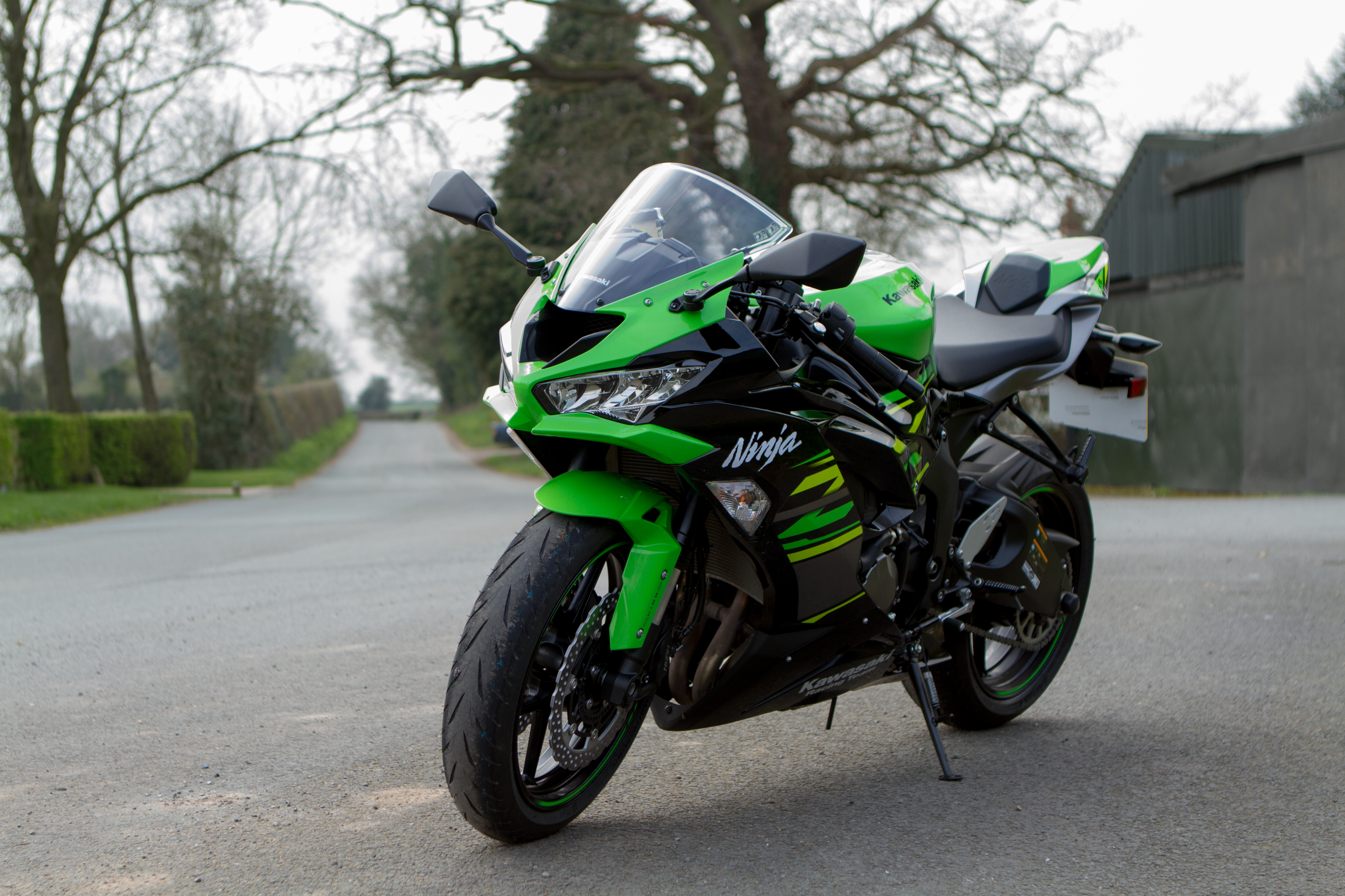 ZX6R review