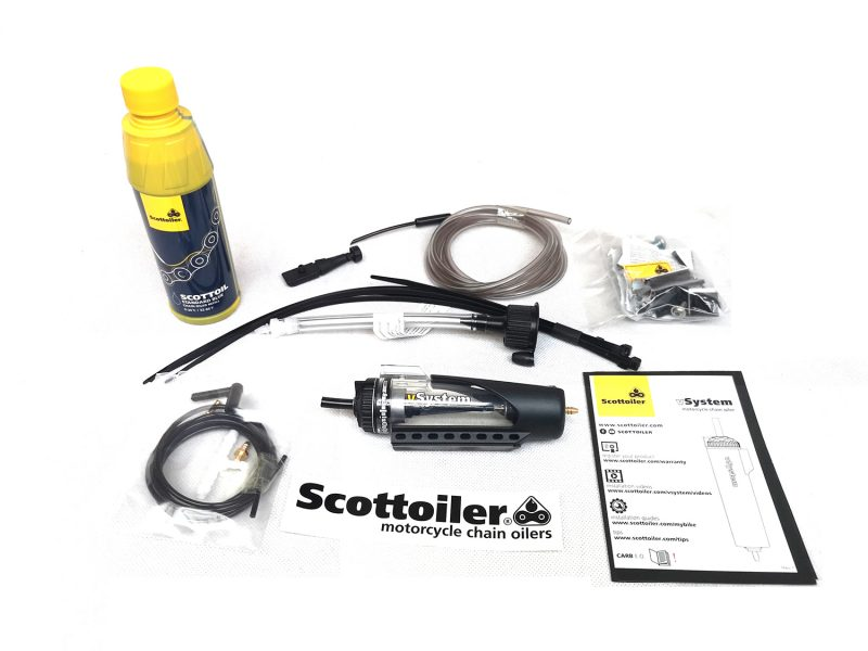 Scottoiler Kit