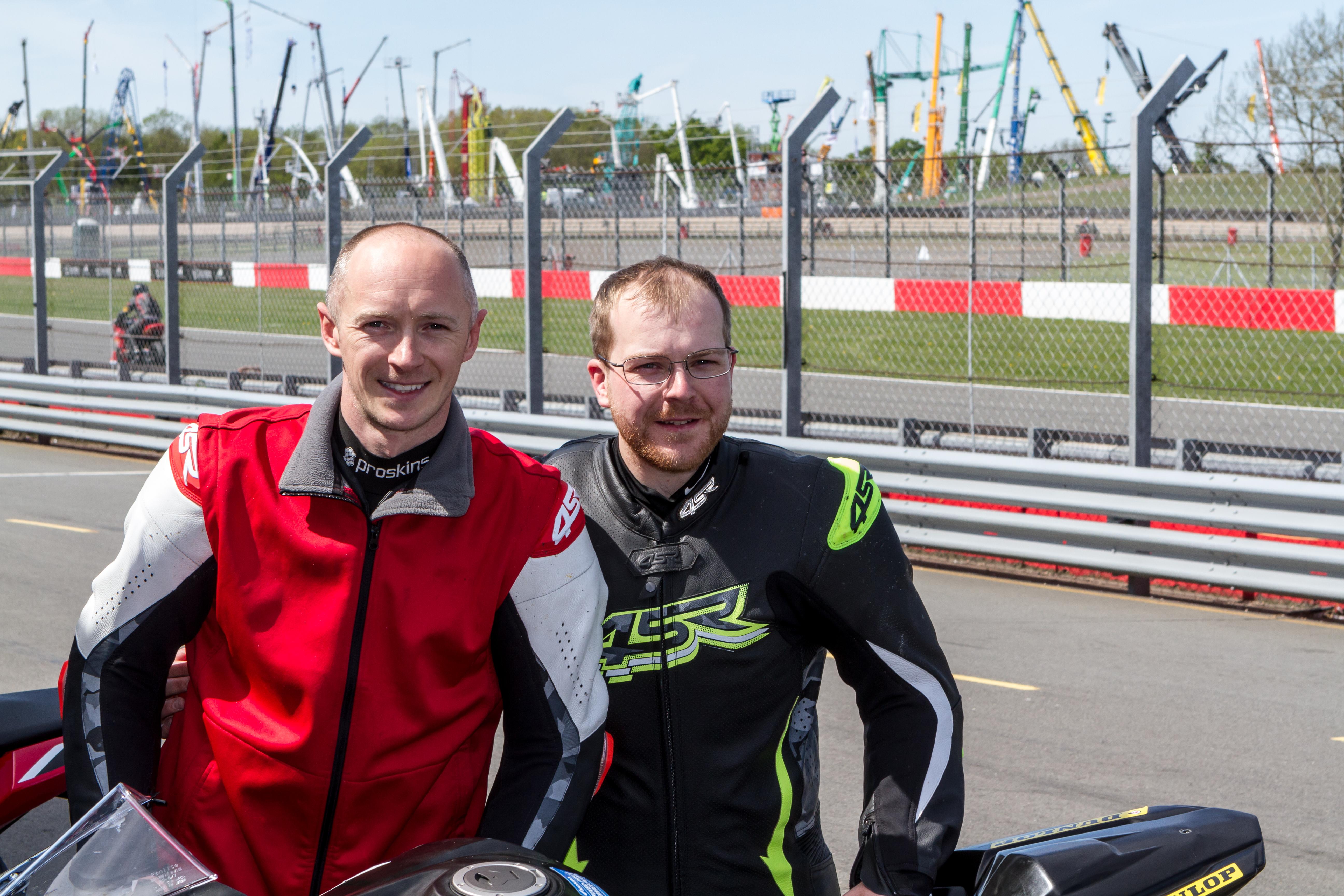 4SR riders
