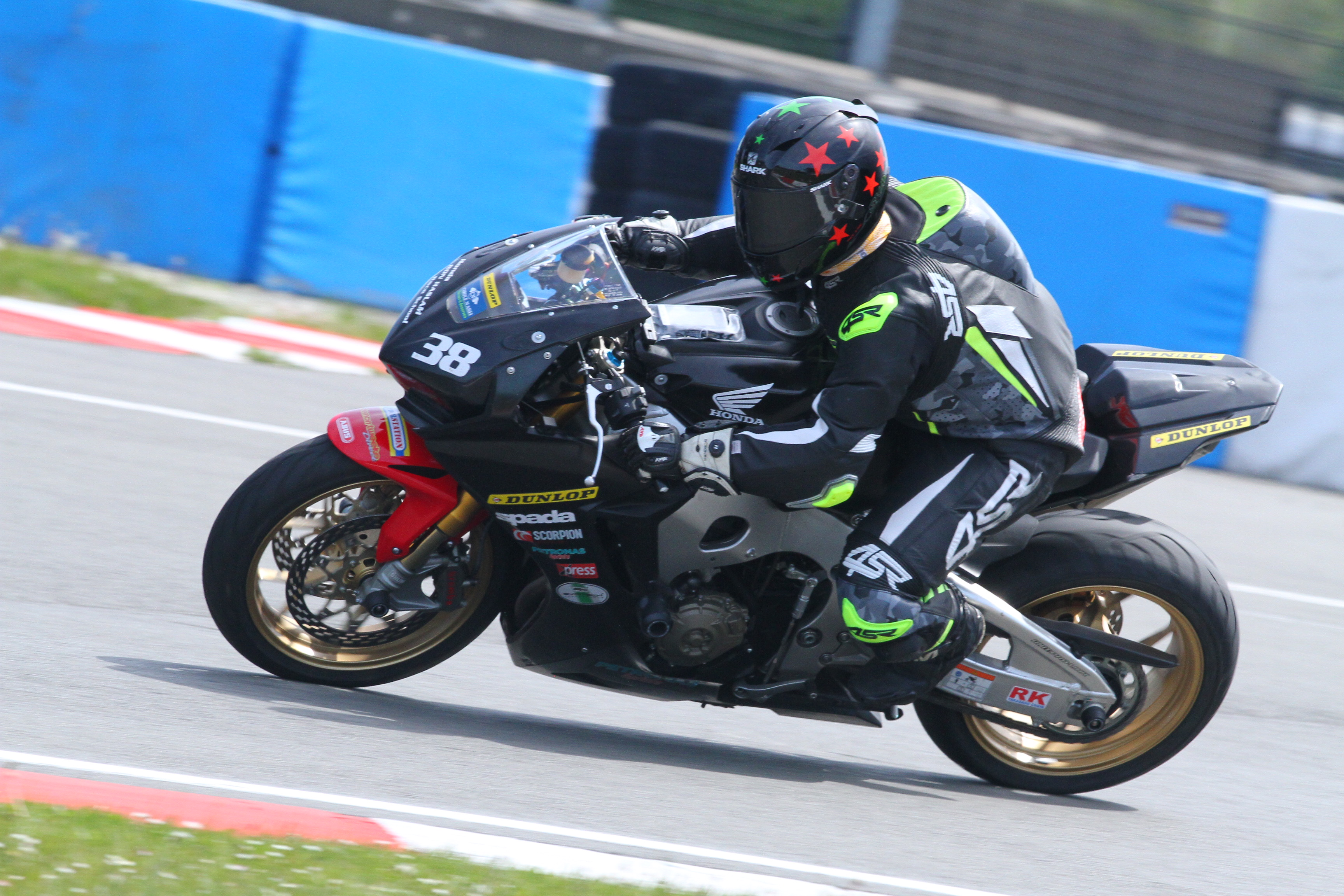Ron Haslam race school
