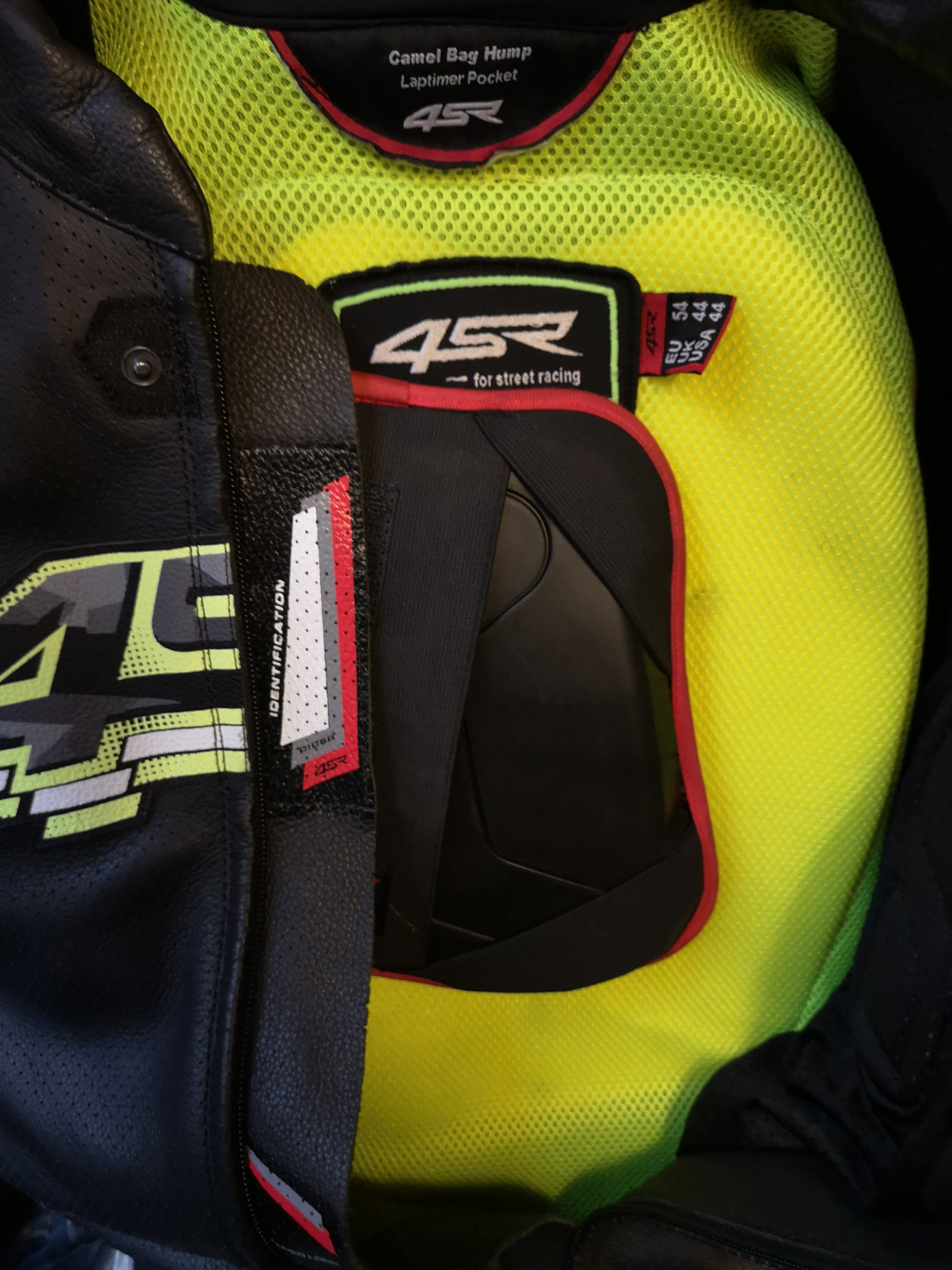 Are motorcycle leathers waterproof?
