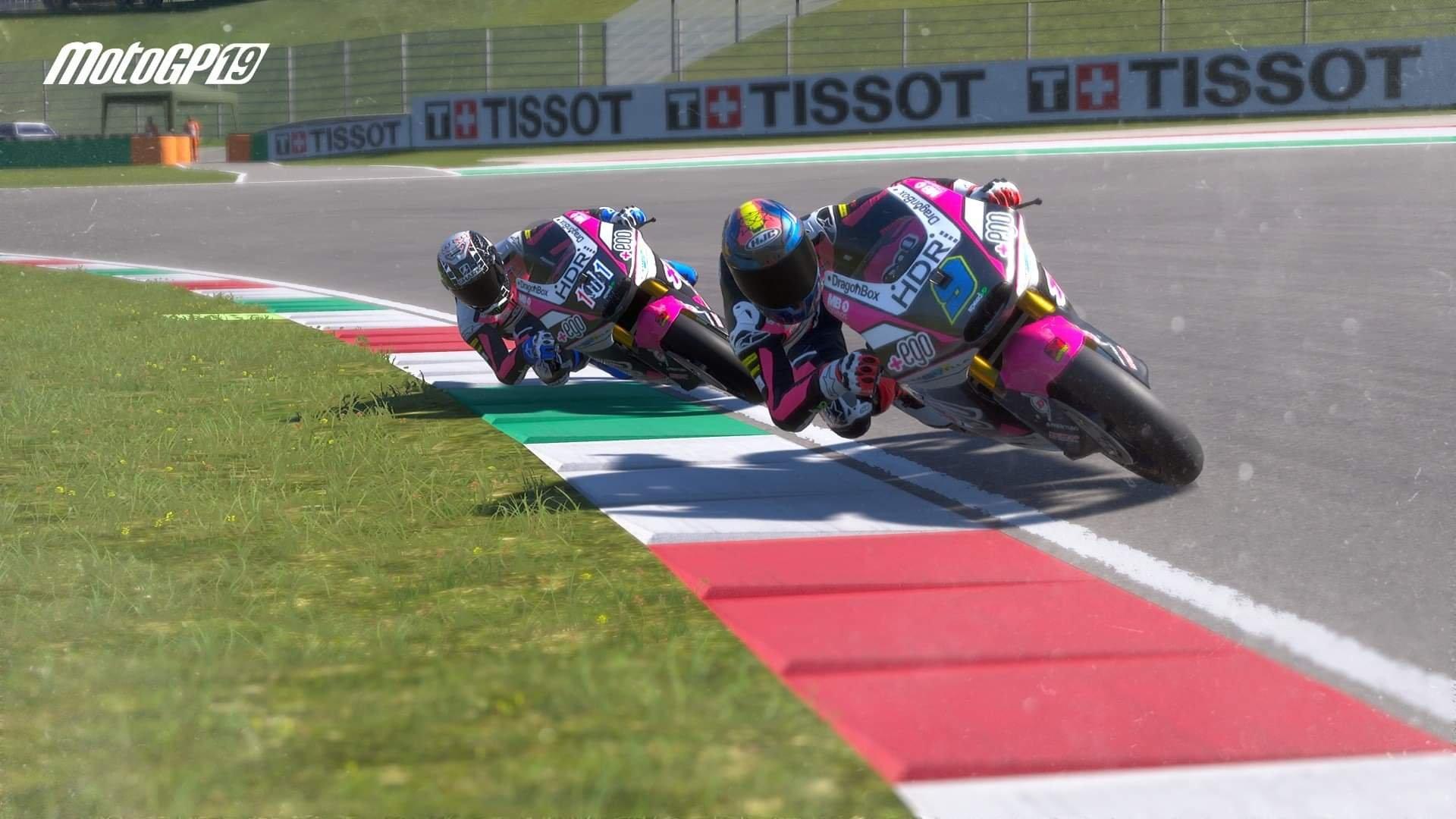 Moto GP 19 pc