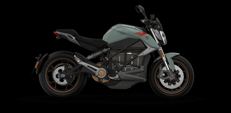 Zero Motorcycle colours