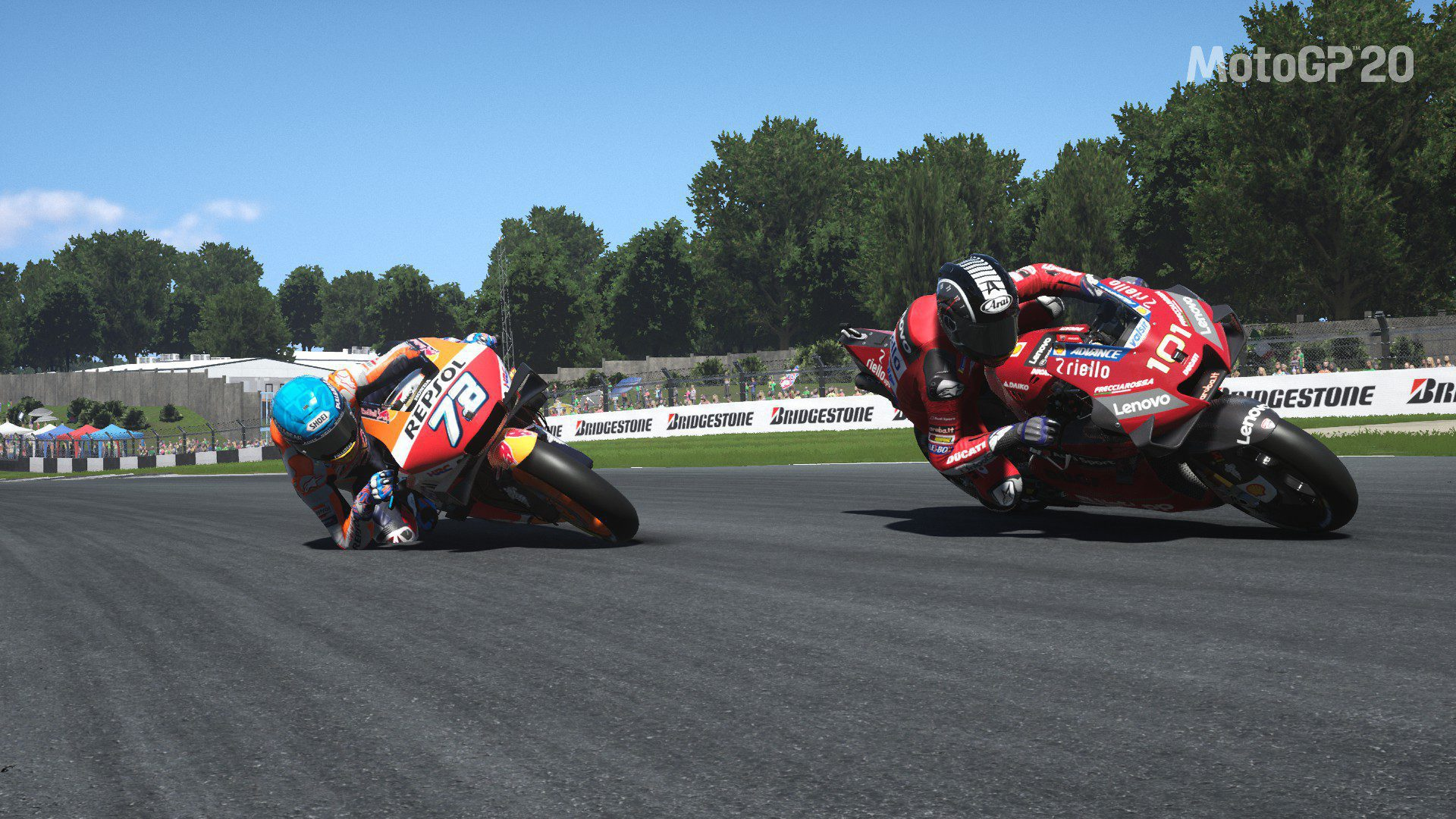 Moto GP20 review