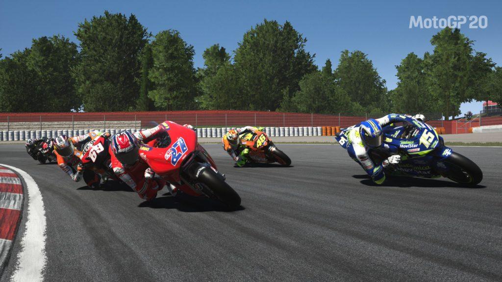 Moto Gp20 Classic