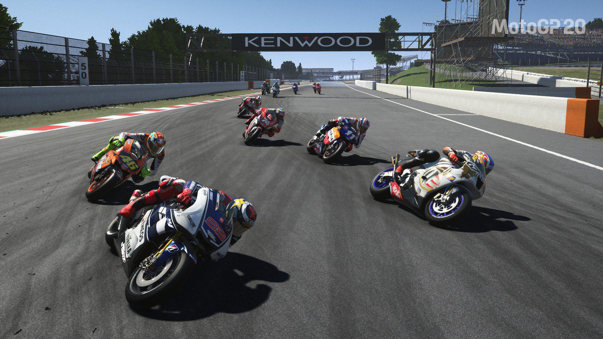 Shane Byrne Moto GP