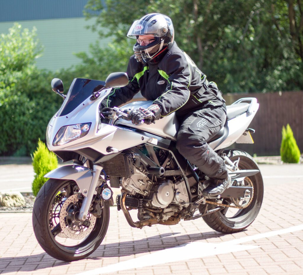 SV650 review