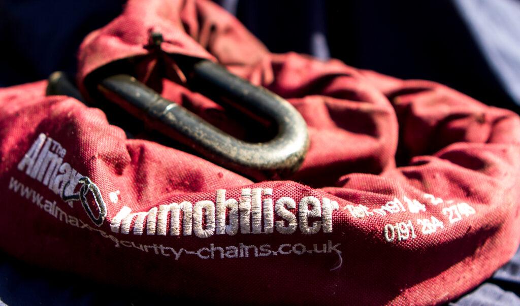 Almax Series IV Chain