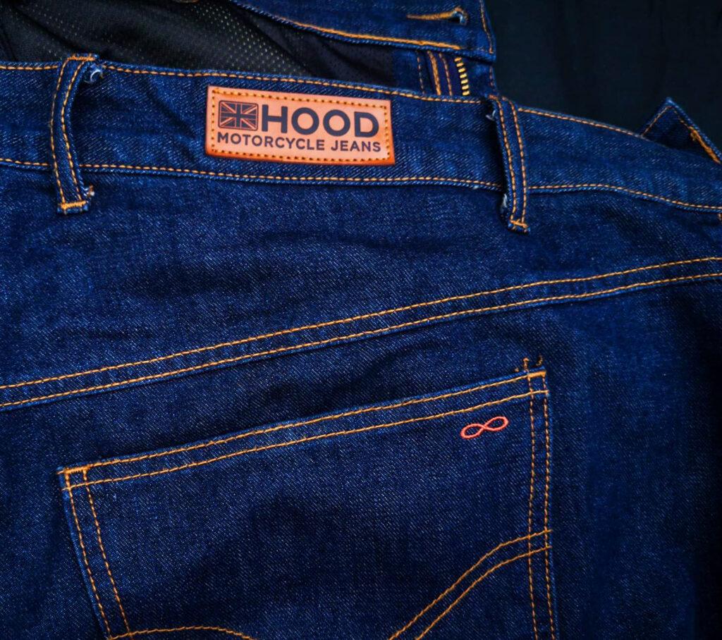 Hood motorcycle jeans
