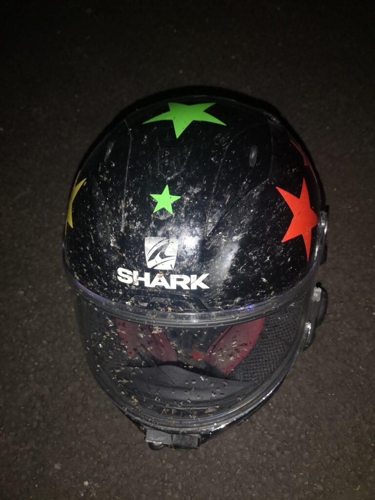 riding at night tips