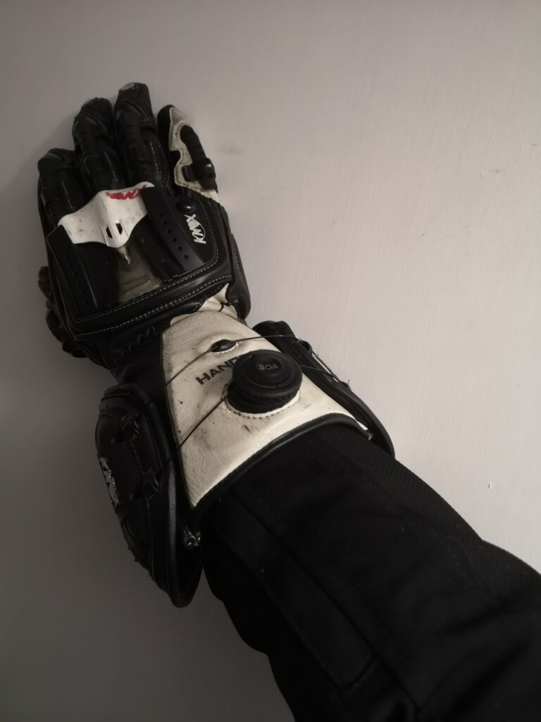 Knox Handroid glove review